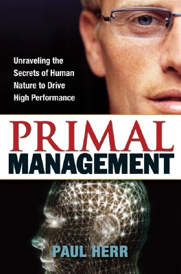 Primal Management Book Cover